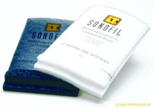 Sonofil, black