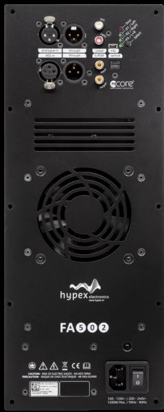 Hypex FusionAmp FA502