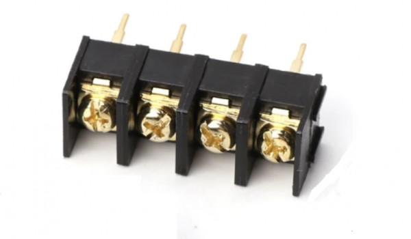 Circuit board terminal 4-pin