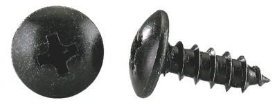 Recessed head wood screw 4x12mm
