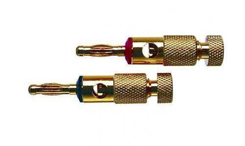 BS-10/G banana plug (1+1 pcs)