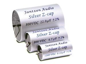 0.39uF Silver Z-Cap