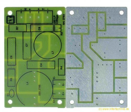 2-way board universal small