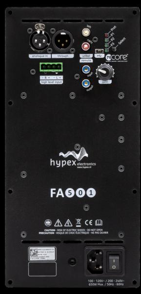 Hypex FusionAmp FA501
