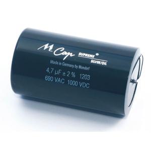 3.30uF Mcap Supreme Silver.Oil