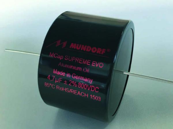 0.15uF Mcap Supreme EVO