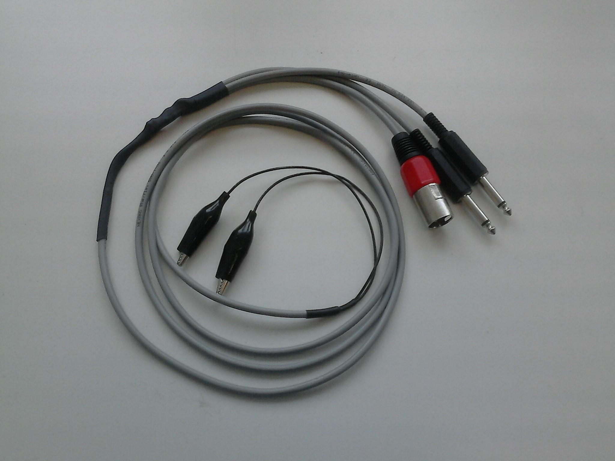 Loudspeaker measuringsystem 24bit/96kHz